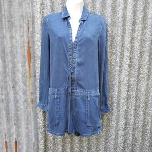 PAIGE Pants - NEW PAIGE Chambray Romper